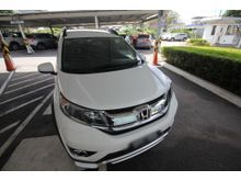 OFFERS ONLY BEST PRICE + SERVICE + EXTRA FREE GIFTS  2017 Honda BR-V 1.5 V (A) PALING MURAH