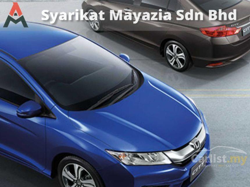 Honda City 2016 S 1 5 In Kelantan Automatic Sedan Blue