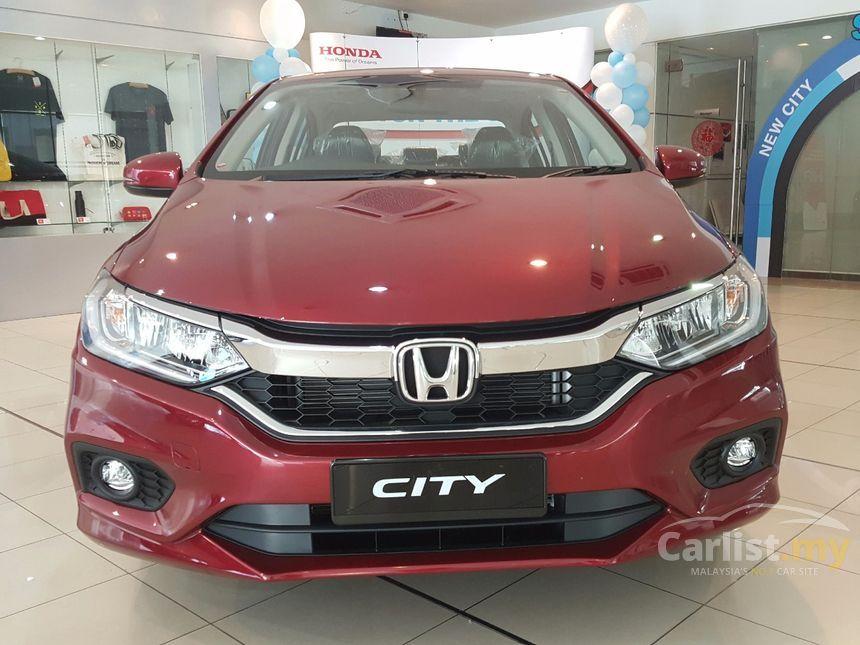 Honda city 2017 v i vtec 1 5 in penang automatic sedan red for New honda city 2017