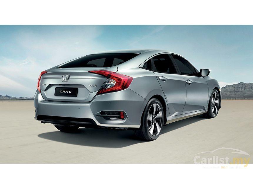 Honda Civic Econ Button >> Honda Civic 2017 S i-VTEC 1.8 in Selangor Automatic Sedan Grey for RM 113,800 - 3829156 - Carlist.my