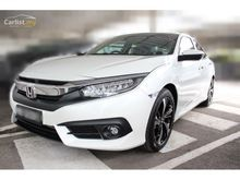 OFFERS ONLY BEST PRICE + SERVICE + EXTRA FREE GIFTS 2017 Honda Civic 1.5 (A) TC-P PALING MURAH
