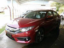 2016 - Honda Civic TC P 1.5 (A) **REBATE UP 5K**