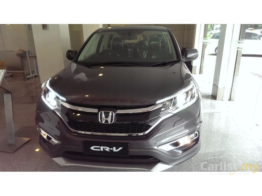 honda cr v 2017 i vtec 2 0 in kuala lumpur automatic suv grey for rm 132 000 3473234. Black Bedroom Furniture Sets. Home Design Ideas