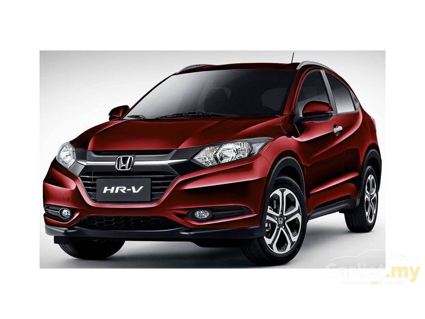 honda hr v 2017 i vtec 1 8 in kuala lumpur automatic suv others for rm 98 057 3558933. Black Bedroom Furniture Sets. Home Design Ideas