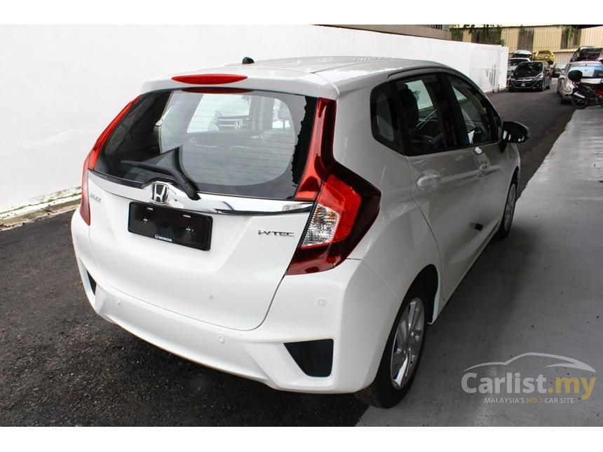 2016 Honda Jazz E Hatchback