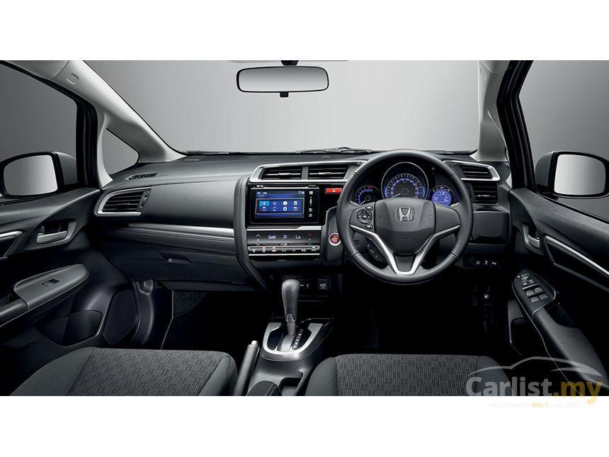 2016 Honda Jazz E Hatchback