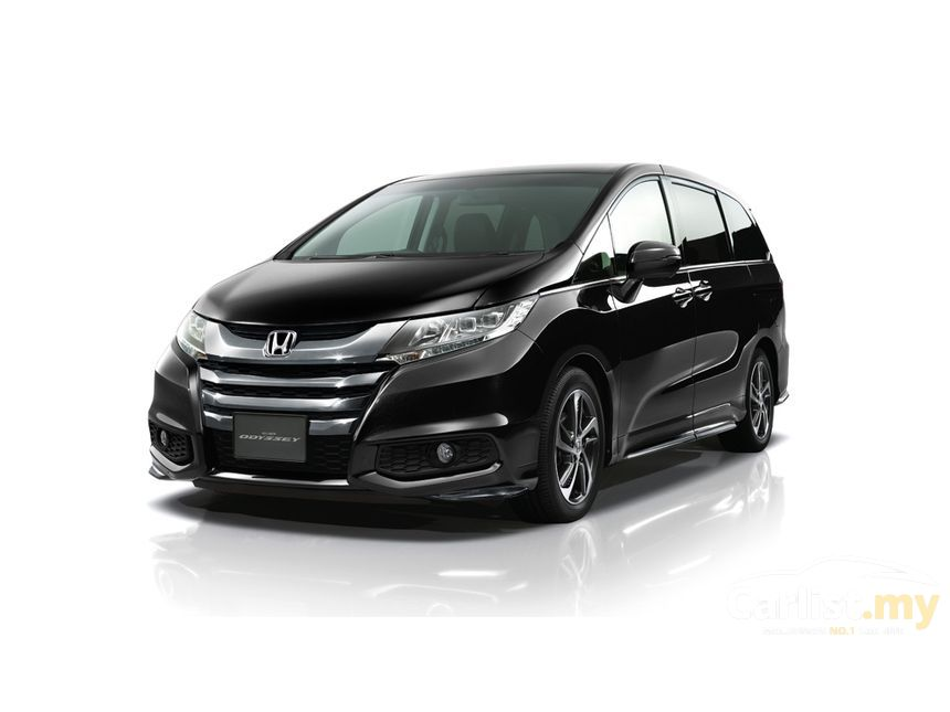 Honda odyssey 2017 exv i vtec 2 4 in selangor automatic for Honda car app