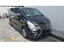 2016 Hyundai Grand Starex 2.5 ALL NEW RM 153800 FULLY CBU NOW SPECIAL PROMOTION