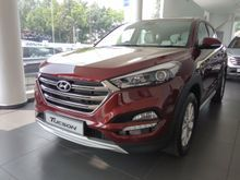 Hyundai Tucson 2.0 EXE with FREE 3 YEARS FULL FREE SERVICE AND 5 YEARS WARRANTY and GREAT RE8ATE