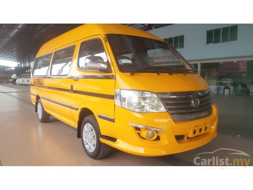 Golden Dragon XML6532EB3 2017 2.8 in Selangor Manual Van ...