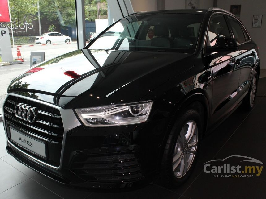 audi q3 2017 tfsi quattro 2 0 in kuala lumpur automatic suv others for rm 235 000 3545468. Black Bedroom Furniture Sets. Home Design Ideas