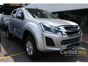 BEST PRICE IN TOWN Isuzu D-Max 2.5 4x2 MT Hi-Ride (M) FULL LOAN