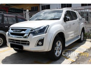 HIGH TRADE IN AVAILABLE 2017 Isuzu D-Max 2.5 4x4 (A) FULL LOAN