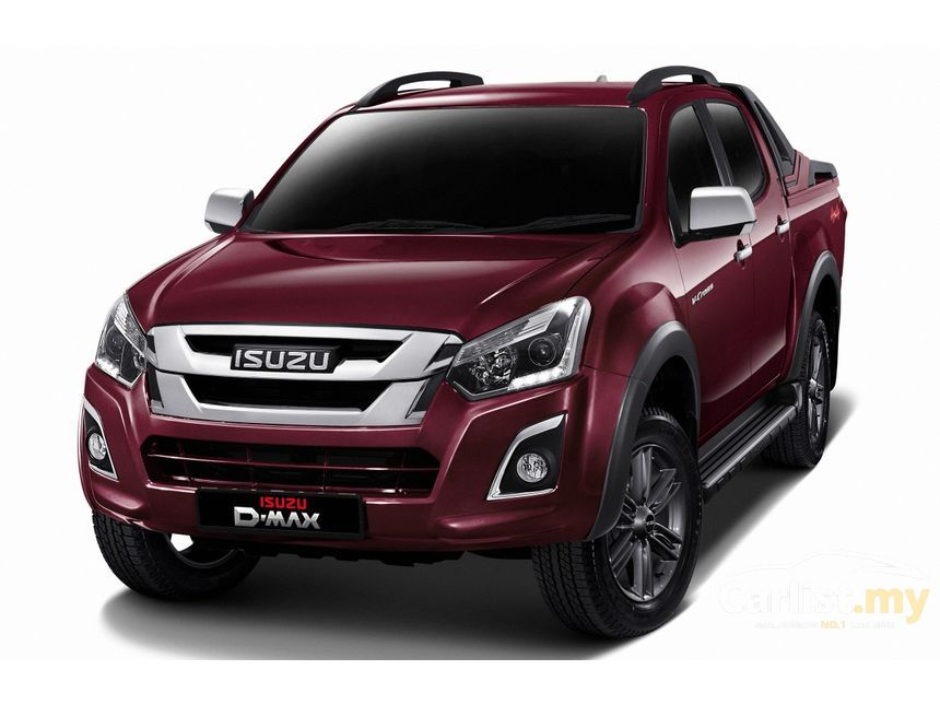 isuzu d max 2017 z prestige 2 5 in selangor automatic pickup truck red for rm 122 500 3763595. Black Bedroom Furniture Sets. Home Design Ideas