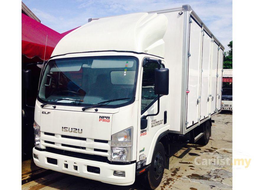 2016 Isuzu Elf NPR Pro Lorry