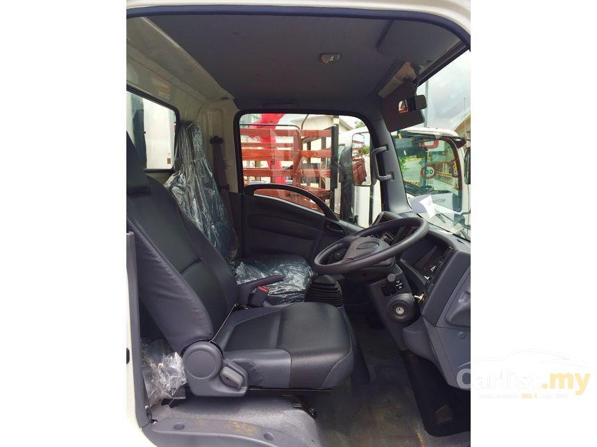 2016 Isuzu N-series NKR55 Lorry