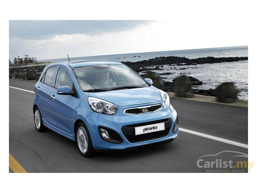 Kia Picanto 2014 12 in Kuala Lumpur Manual Hatchback Others for