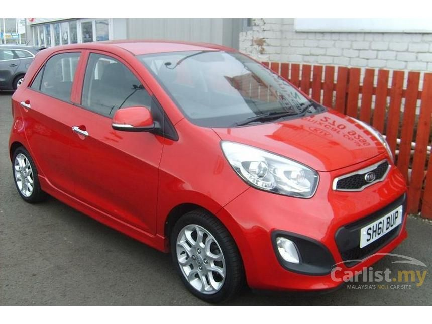 Kia Picanto 2014 12 in Kuala Lumpur Automatic Hatchback Red for