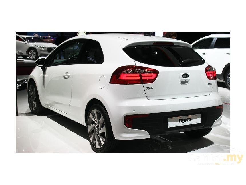 2016 Kia Rio SX Hatchback