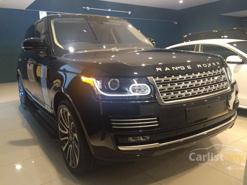 Land Rover Range Rover Supercharged Autobiography In