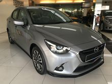 2016 Mazda 2 1.5 Clear Stock SKYACTIV Sedan Hatchback