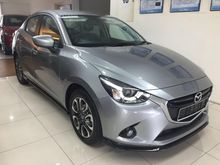 2016 Mazda 2 1.5(A) SKYACTIV-G SEDAN AND HATCHBACK (SPECIAL PROMOTION)