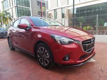 ONLY OFFER BEST LOWEST PRICE and BEST SERVICE 2016 Mazda 2 SKYACTIV-G 1.5 (A) CLEARANCE STOCK BEST BEST BEST $$$$$ DISCOUNT FULL LOAN
