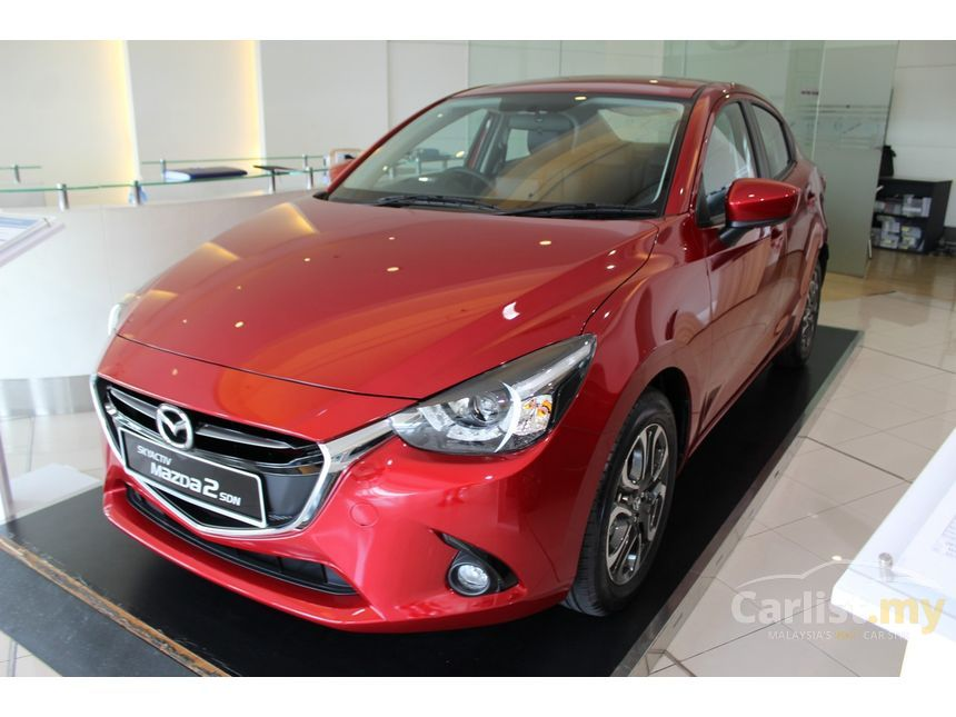 mazda 2 2017 skyactiv g 1 5 in penang automatic sedan red. Black Bedroom Furniture Sets. Home Design Ideas