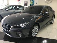 2016 Mazda 3 2.0 GL GLS SKYACTIV SEDAN HATCHBACK