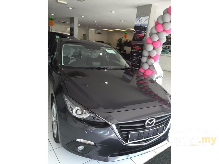 new car launches april 2015Mazda 3 2015 SKYACTIVG 20 in Kuala Lumpur Automatic Hatchback