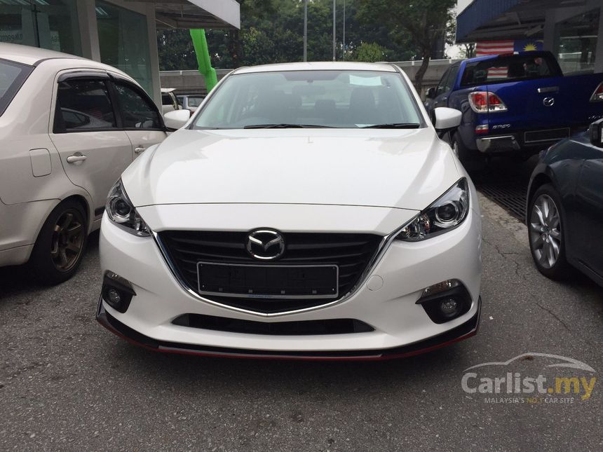 mazda 3 2017 skyactiv g mazdasports 2 0 in selangor automatic hatchback silver for rm 99 000. Black Bedroom Furniture Sets. Home Design Ideas