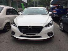 2017 Mazda 3 2.0 SKYACTIV  MAZDA3