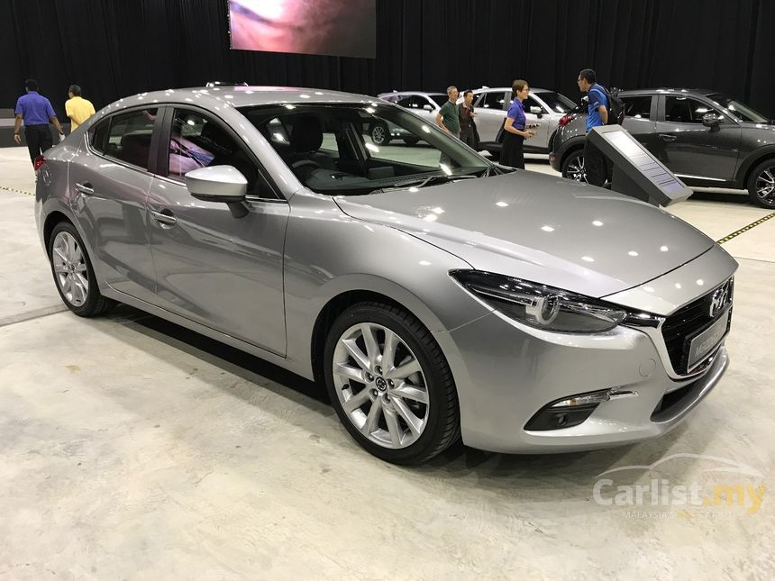 mazda 3 2017 skyactiv g mazdasports 2 0 in kuala lumpur. Black Bedroom Furniture Sets. Home Design Ideas