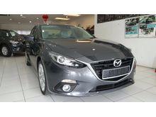 Mazda 3 2.0 Sedan High FULL LOAN AND HIGH CASH REBATE