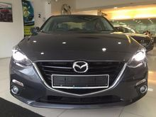 2016 Mazda 3 2.0 SKYACTIV-G SEDAN AND HATCHBACK ( BEST PROMOTION )