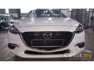 Mazda 3 FL 2.0 GVC HIGH SPEC GST REBAT 117k OTR