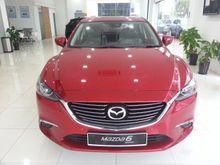2016 Mazda 6 2.5 SKYACTIV-G Sedan