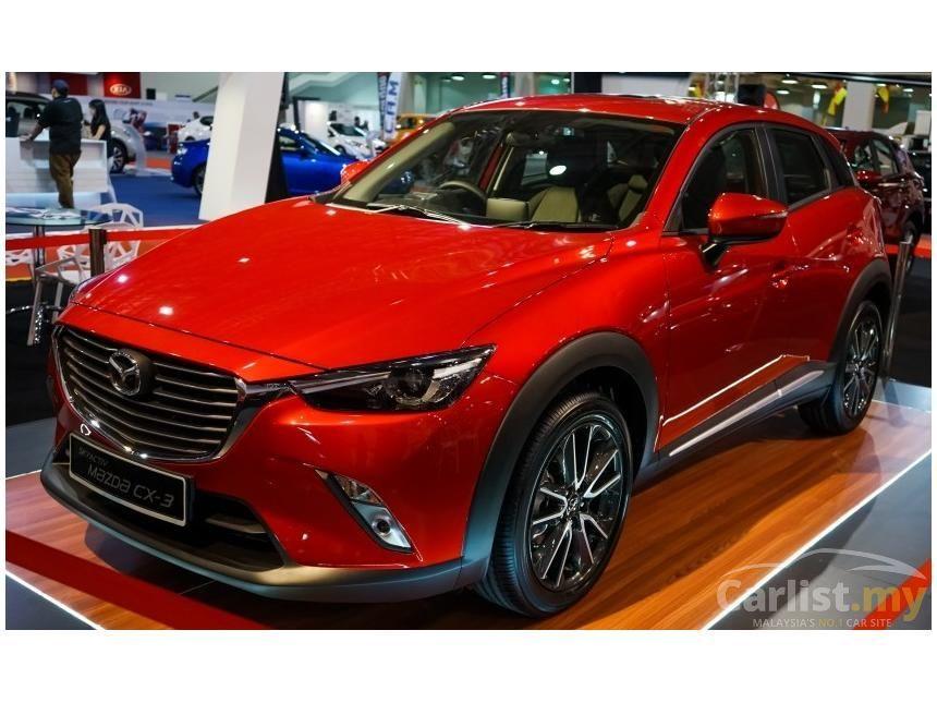 Mazda Cx 3 2016 Skyactiv G 2 0 In Kuala Lumpur Automatic Suv