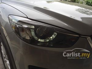2017 Mazda CX-5 2.0 GLS SKYACTIV-G SUV