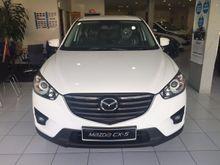2017 Mazda CX-5 2.0 SKYACTIV-G SUV FULL LOAN HIGH REBATE