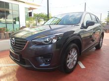High $$$ discount + High trade in + Full Loan 2016 Mazda CX-5 SKYACTIV-G 2.0 (A)