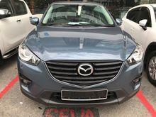 2017 Mazda CX-5 2.0 MID SPEC SKYACTIV-G SUV