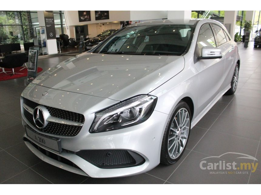 Mercedes benz a200 2017 amg 1 6 in selangor automatic for Mercedes benz a200