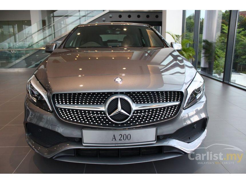 Mercedes benz a200 2017 amg 1 6 in selangor automatic for Mercedes benz hatchback models