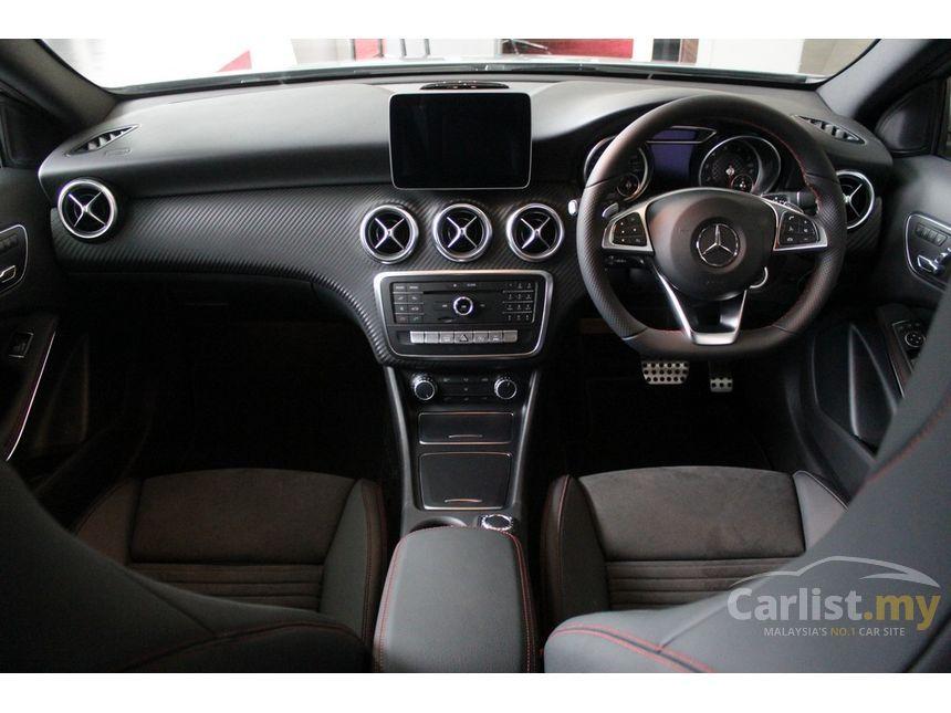 Mercedes Benz A200 2017 Blueefficiency 1 6 Automatic