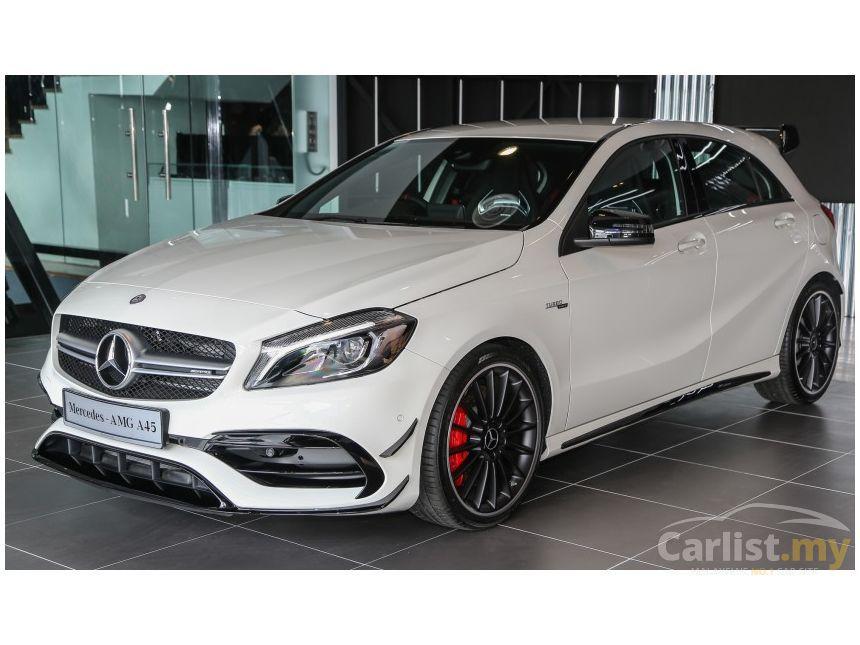 Mercedes benz hatchback amg