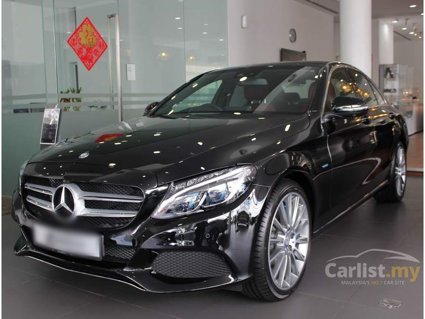 Mercedes benz c350 e 2017 avantgarde amg 2 0 in kuala for Mercedes benz discounts