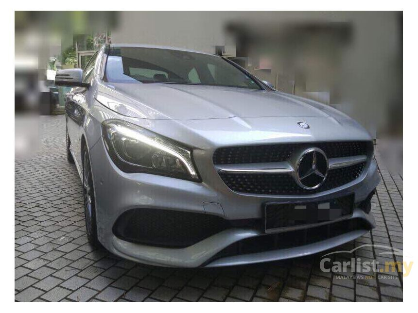 mercedes benz cla200 2017 amg 1 6 in selangor automatic