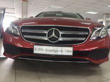 BRAND NEW 2016 Mercedes-Benz E200 2.0 AV DISCOUNT 40K