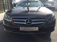 (DISCOUNT 30K) 2016 Mercedes-Benz E250 2.0 Av LED Headlamp (LIMITED)